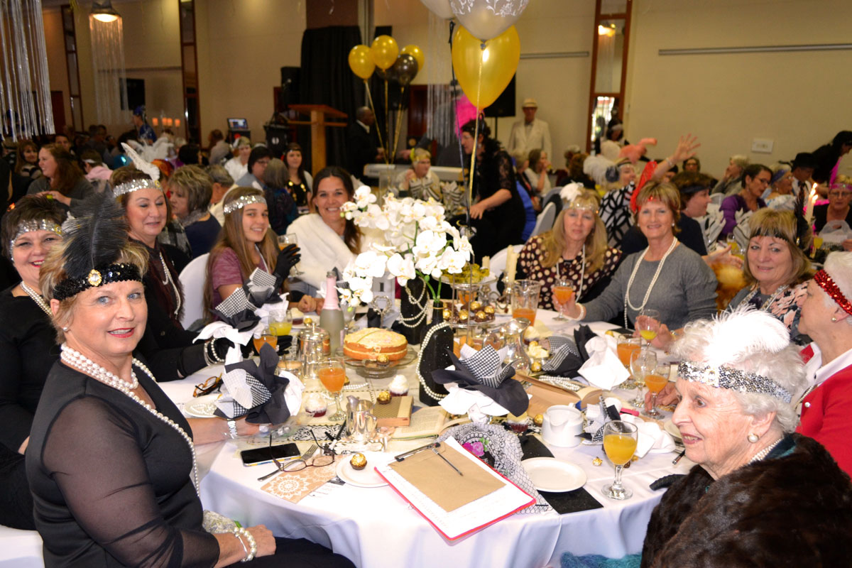Gatsby Gala Promises To Be A Glamourous Affair